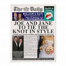 The Daily Wedding Newspaper